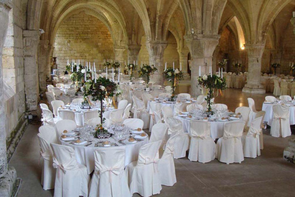 Lecocq Traiteur - traiteur événementiel - Abbaye de Vaucelles - Hauts-de-France