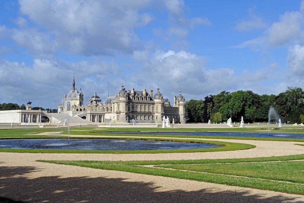Lecocq Traiteur - Traiteur événementiel - Domaine de Chantilly
