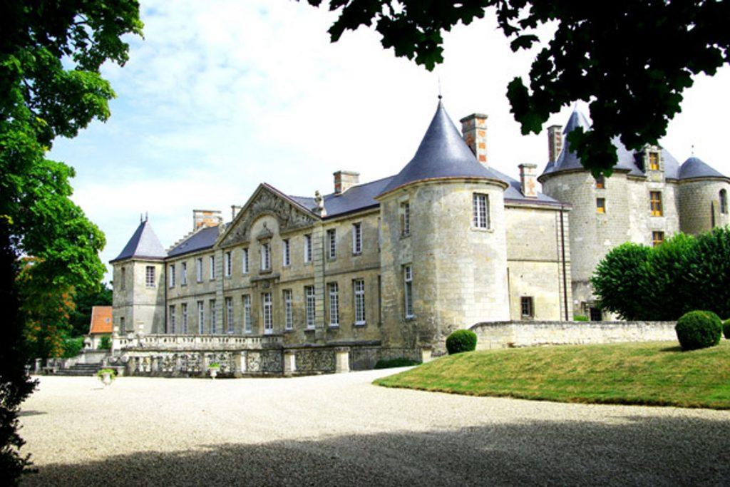 Lecocq traiteur - traiteur événementiel à - Château de Vic-sur-Aisne - Hauts-de-France