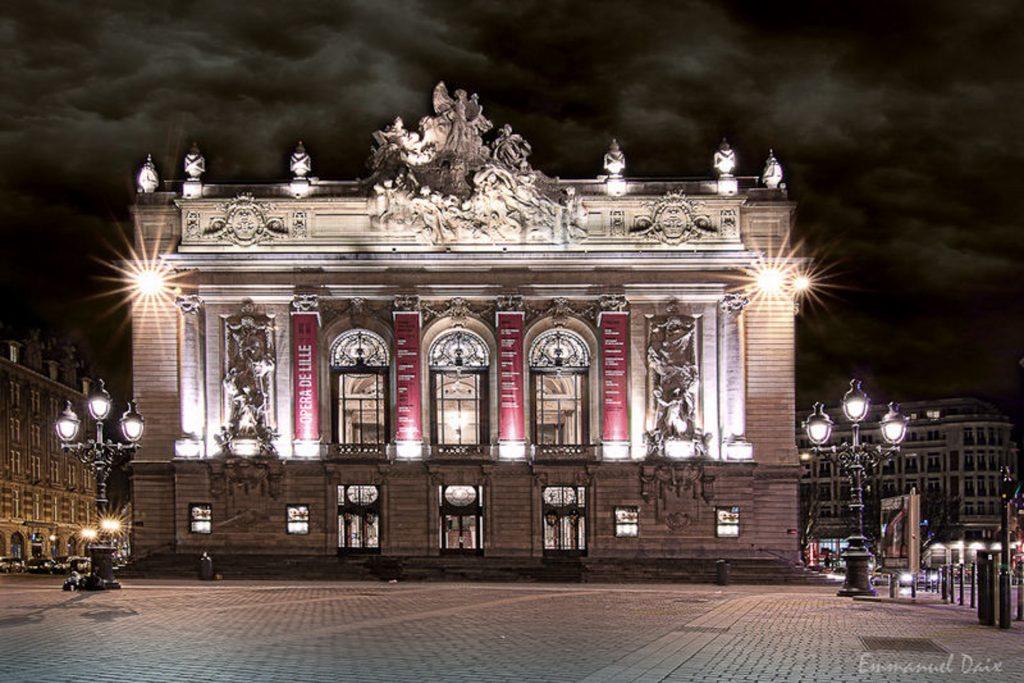 Lecocq traiteur - Traiteur événementiel - Opéra de Lille