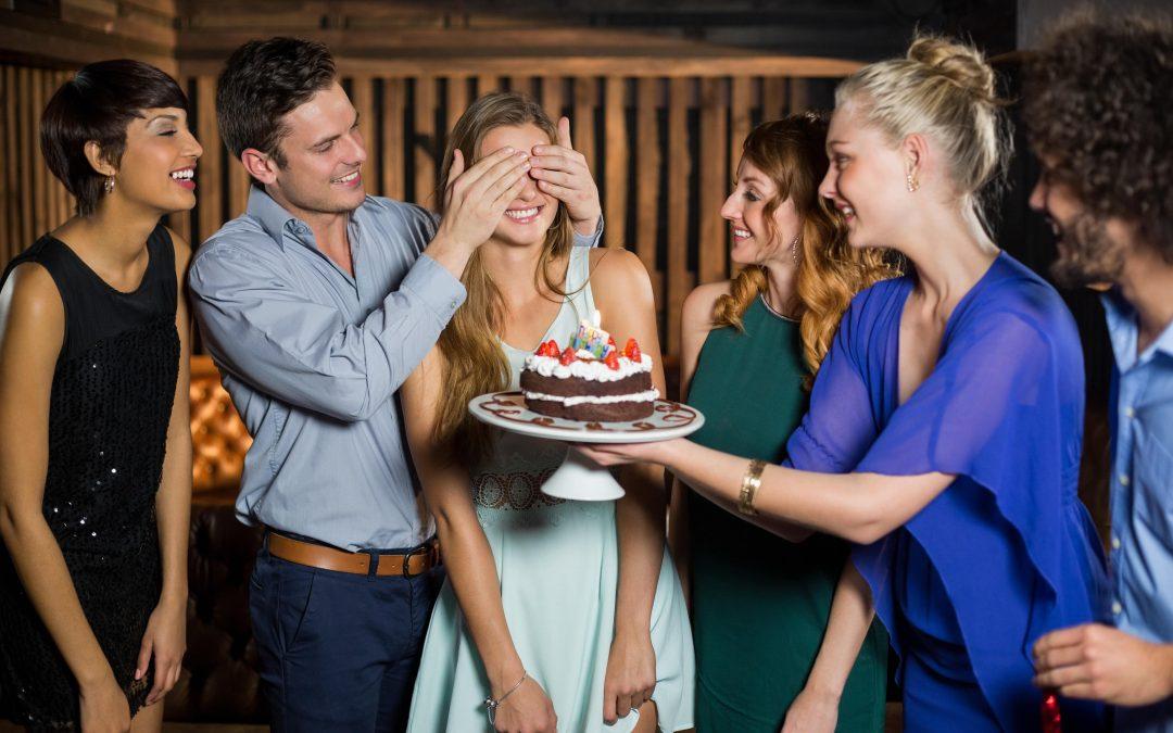 Traiteur: comment réussir un anniversaire surprise ?